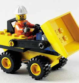 LEGO 6470 Dump Truck mini SYSTEM