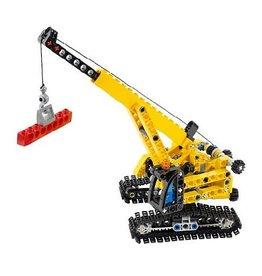 LEGO 9391 Bulldozer - Kraan TECHNIC