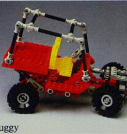 LEGO 8845 Dune Buggy TECHNIC