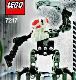 LEGO 7217 Bad Guy BIONICLE