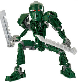 LEGO 8605 Toa Matau BIONICLE