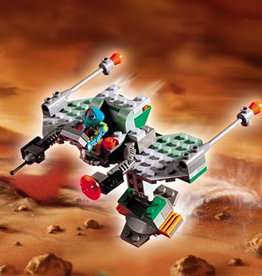 LEGO 7311 Red Planet Cruiser MARS MISSION