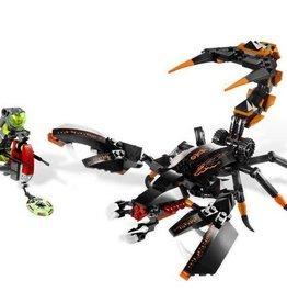 LEGO 8076 Diepzee stekel ATLANTIS
