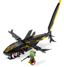LEGO 8058 Bewaker van de Diepzee ATLANTIS