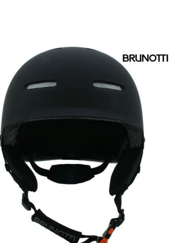 BRUNOTTI Skihelm Cool 4  Zwart/Wit
