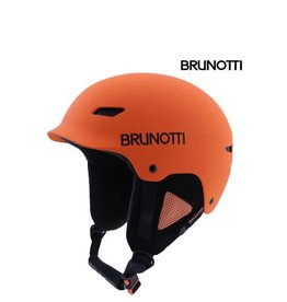 BRUNOTTI Skihelm Halabria 1 mt 52/56 Fluo Orange