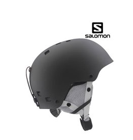 SALOMON Skihelm JIB Black mt S (51/55)
