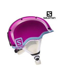 SALOMON Skihelm GROM Pink Glossy mt S (49/53)