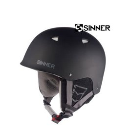 SINNER Skihelm Killington / Magic Zwart