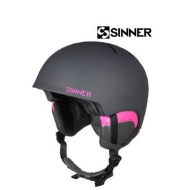 SINNER Skihelm Lost Trail Mat Grey mt S (55/56)