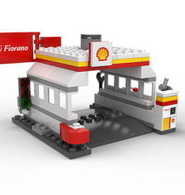 LEGO 40195 Shell Station V-POWER, Nieuw in polybag