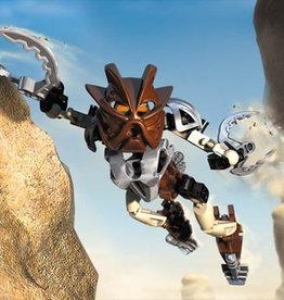 LEGO 8568 Pohatu Nuva BIONICLE