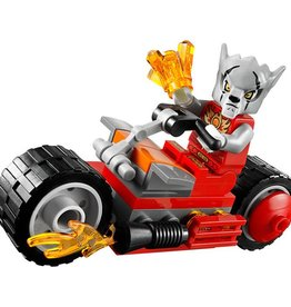 LEGO 30265 Worriz Fire Bike CHIMA