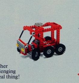 LEGO 8030 Universal Set TECHNIC