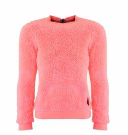 BRUNOTTI LYRA Trui Fleece Girls Fluo Pink mt 152
