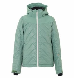 BRUNOTTI SIRRY Ski-jas Girls Leafy Green mt 152