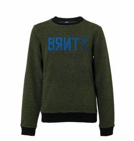 BRUNOTTI UPWIND Sweatshirt Boys Pine Grey mt 152