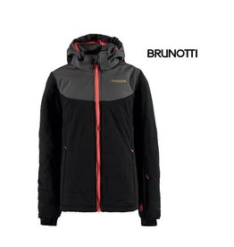 BRUNOTTI JEDO Ski-jas Girls Dark Grey Melee