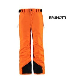 BRUNOTTI DORUSNY Boys Skibroek Fluor Orange mt 164