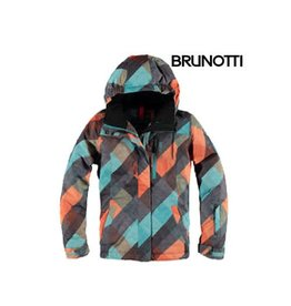 BRUNOTTI JEVISALA  Ski-jas  Girls TEAL mt 140