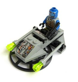 LEGO 6800 Cyber Blaster SYSTEM