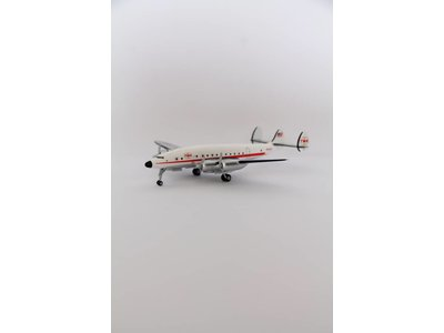 Western Models 1:200 TWA Trans World Airlines L749