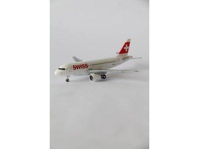 Herpa 1:200 Swiss A319