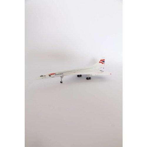 Hogan 1:200 British Airways Concorde