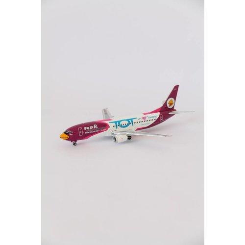"""Phoenix 1:200 NOK air """"TOT"""" B737-400"""