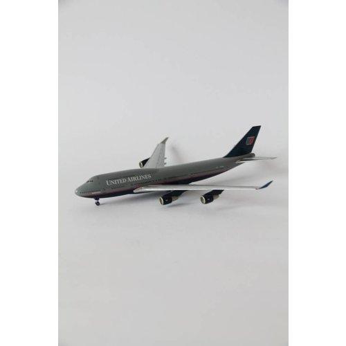 Herpa 1:400 United B747-400