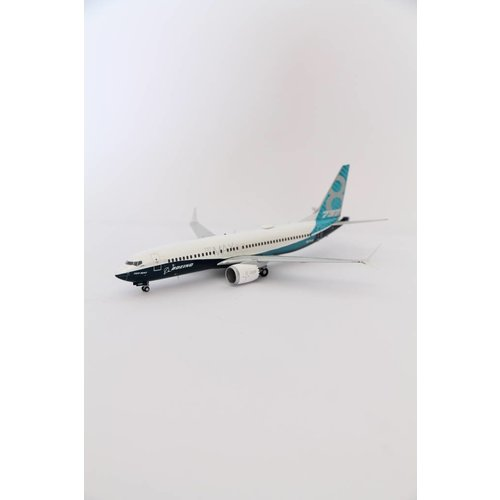 JC Wings 1:200 Boeing House Livery B737-8MAX