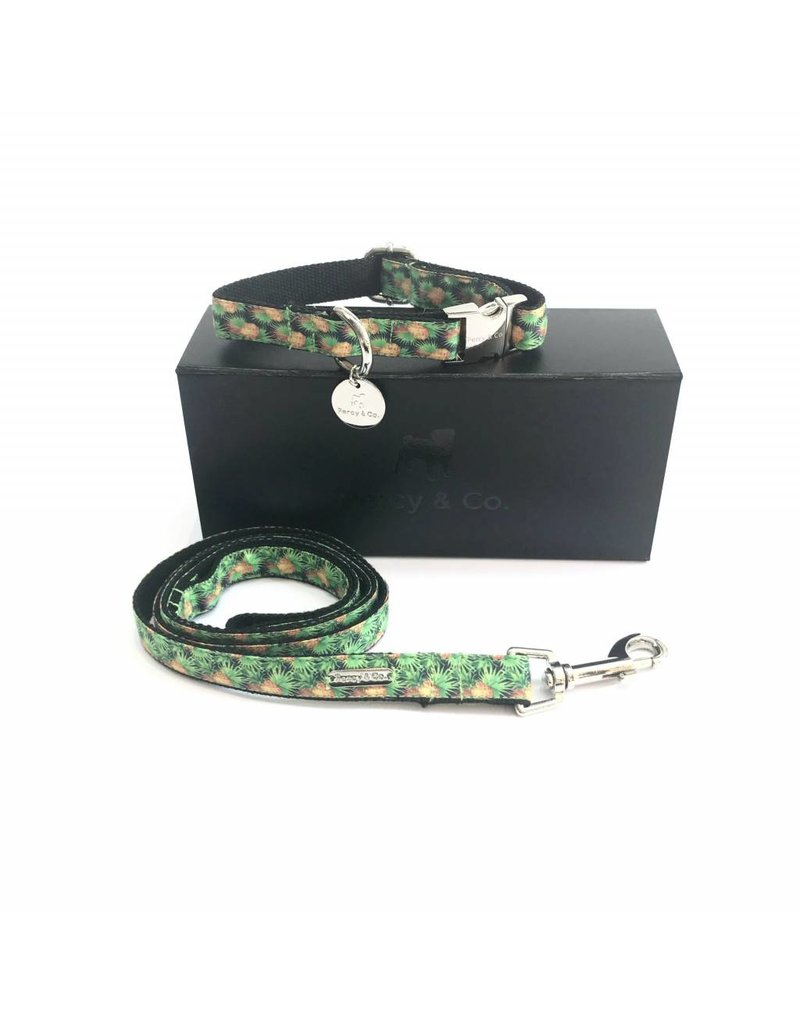 PERCY AND CO SET COLLAR LEAD ALDERLEY