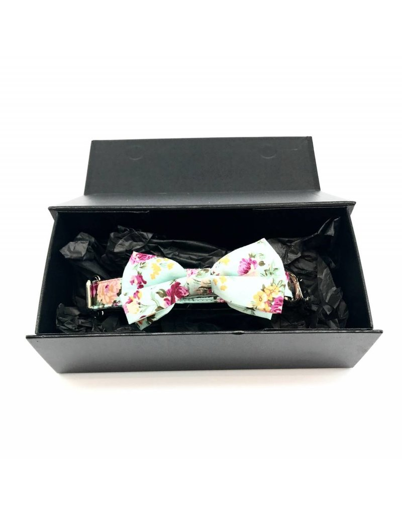 PERCY AND CO SET COLLAR BOW TIE BARNES