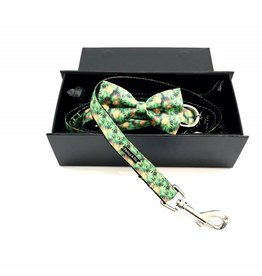 PERCY AND CO SET COLLAR BOW TIE ALDERLEY