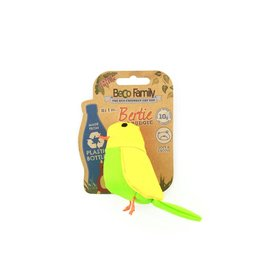 BECO PETS BECO  PLUSH  TOY - BUDGIE