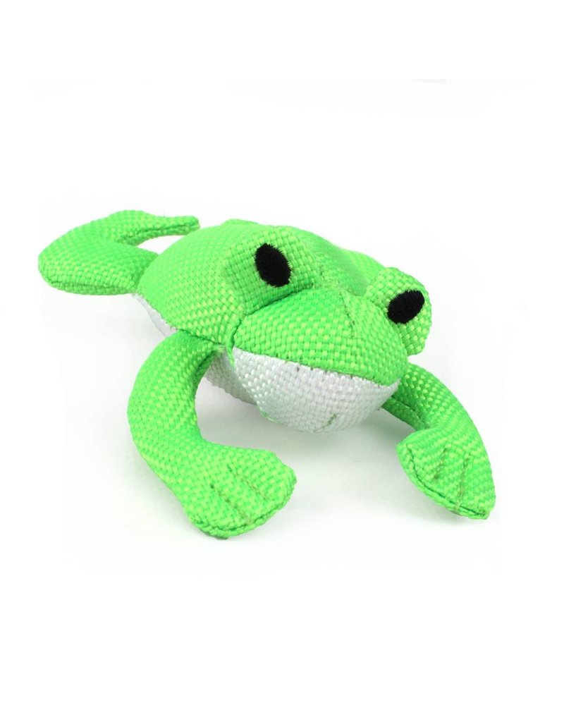 BECO PETS BECO  PLUSH  WAND TOY - FROG