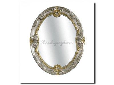 Barok Spiegel Ovaal : Exclusieve ovale spiegel clementia barokspiegel.nl