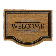 Deurmat Coco Classic Welcome Naturel