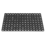 Deurmat Domino Rubberringmat 50X80Cm 23Mm