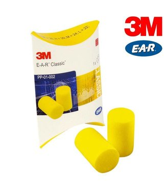 3M - E.A.R. Classic vormbare oordoppen, 250 paar