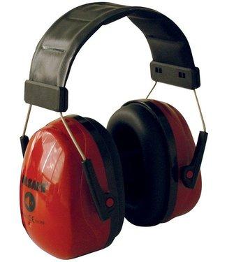 M-Safe M-Safe gehoorkap Sonora 2 hoofdbeugel, rood