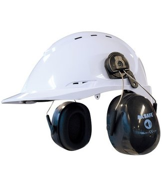 M-Safe M-Safe gehoorkap Sonora 3 helmbevestiging zwart