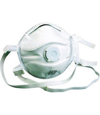 M-Safe M-Safe 6340 stofmasker FFP3 met ademventiel