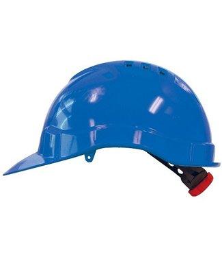 M-Safe M-Safe MH6010 Veiligheidshelm met draaiknop blauw