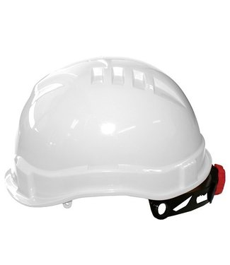 M-Safe M-Safe MH6030 veiligheidshelm korte klep wit