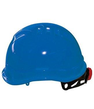 M-Safe M-Safe MH6030 veiligheidshelm korte klep blauw