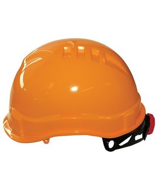 M-Safe M-Safe MH6030 veiligheidshelm korte klep oranje