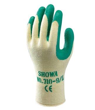 Showa 310. Dé groene Grip handschoen, NERGENS GOEDKOPER!!