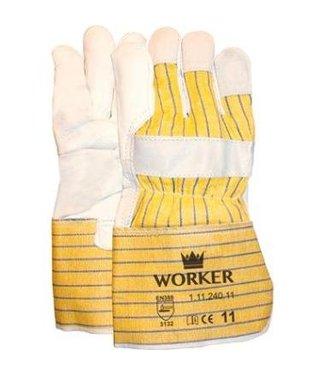 Werkhandschoenen Nerfleder type Worker, 1.11.240.11