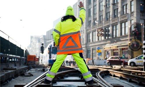 Verkeersregelaarskleding